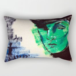 No Good Deed Rectangular Pillow