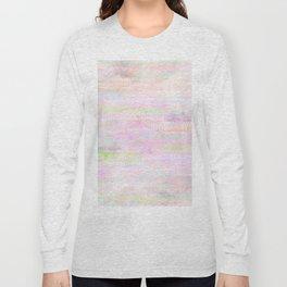 pastel pattern Long Sleeve T-shirt