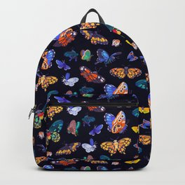 Butterflies Day Backpack