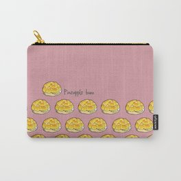 Pineapple bun Carry-All Pouch