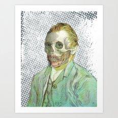 Vincent van Hell Art Print
