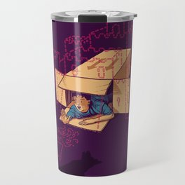 Halt! Who Goes There? Travel Mug