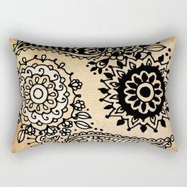 Yin Yang Rectangular Pillow
