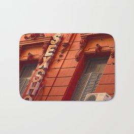 Sexshop (Retro and Vintage Urban, architecture photography) Bath Mat
