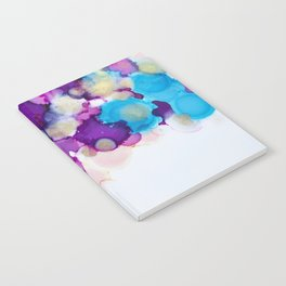 Innocence Alcohol Ink Painting Notebook