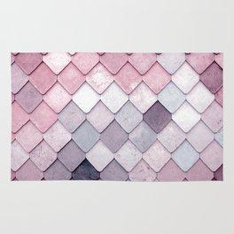 rosa pattern Rug