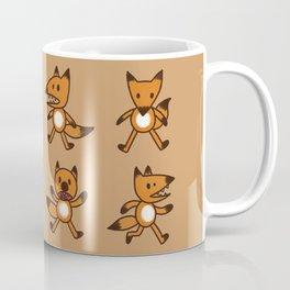 Stickimals - Foxxy Coffee Mug