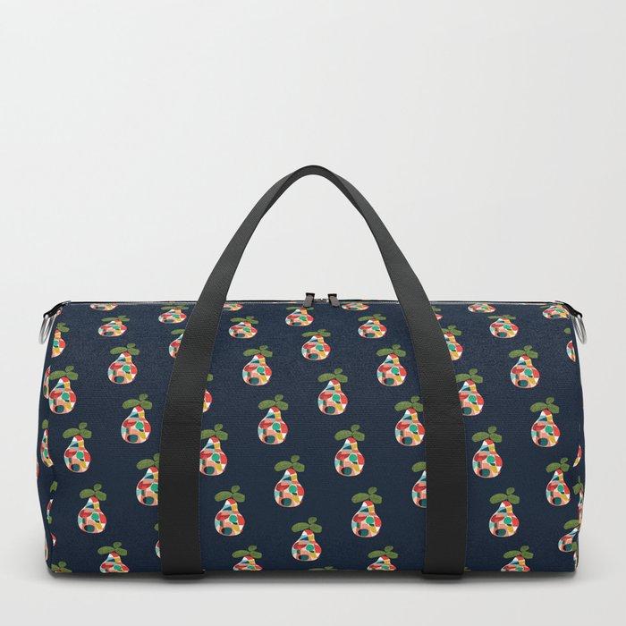 Fresh Pear Duffle Bag