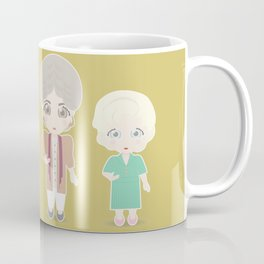 Girls in their Golden Years Coffee Mug