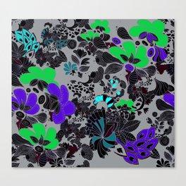 flores Canvas Print