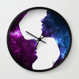 Just the way of us. Wall Clock