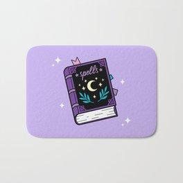 Magical Spellbook Bath Mat