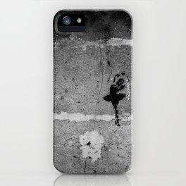 Danser sa vie iPhone Case