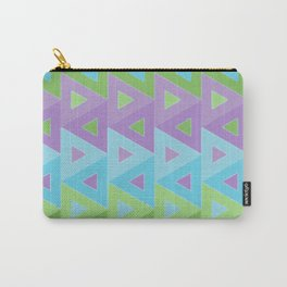 mauve abstract 1 Carry-All Pouch