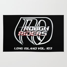 American Outlaws Rough Riders Long Island Vol. 103 Rug