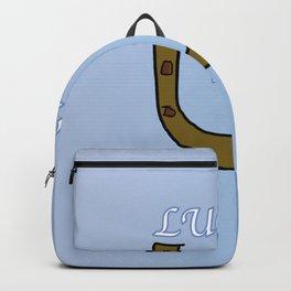 Lucky U Lucky Horseshoe Backpack