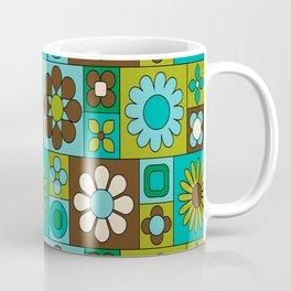 Flower power retro design Coffee Mug