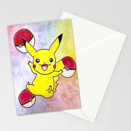 I CHOOSE YOU! Stationery Cards
