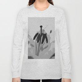 A Whisper-d Long Sleeve T-shirt