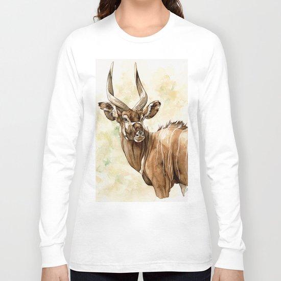 Africa01 Long Sleeve T-shirt