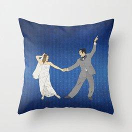 First Dance Throw Pillow