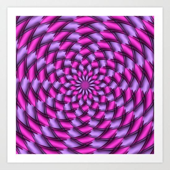 Tessellation 2 Art Print