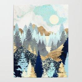 Forest Vista Poster
