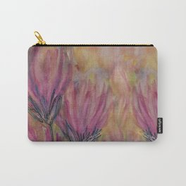 Softly Spoken Carry-All Pouch
