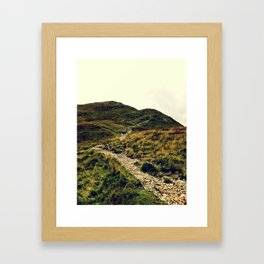 St Sunday Framed Art Print