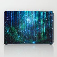 sale iPad Cases featuring magical path by haroulita
