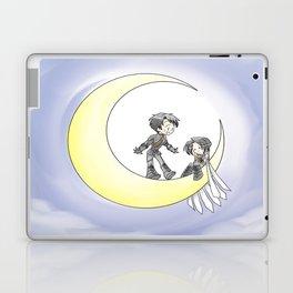 Owls on the Moon Laptop & iPad Skin