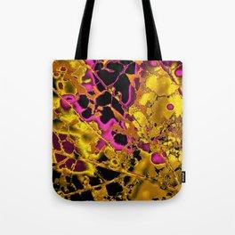 Clusters Tote Bag