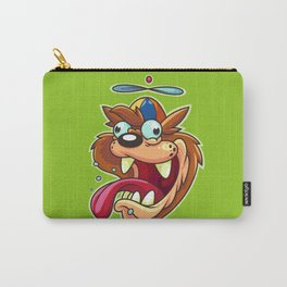 Derpy Devil Carry-All Pouch