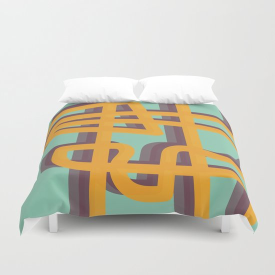 Trails Duvet Cover