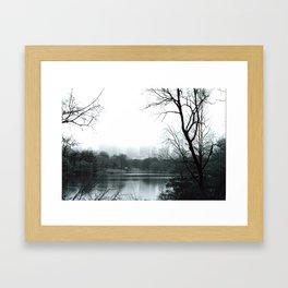 The Pond II Framed Art Print