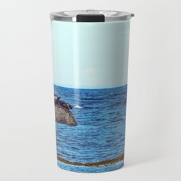 Time to Fly, Seal you Later Travel Mug