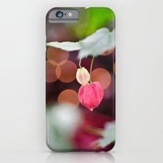 Festive Flowers Slim Case iPhone 6s