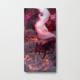 Dormida Metal Print