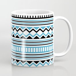 Tribal Scarf Coffee Mug