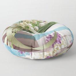 Finally spring Floor Pillow