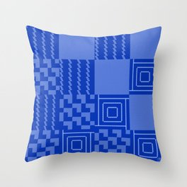Who Wants Eggs_pattern Throw Pillow
