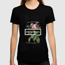 Harry Styles Only Angel graphic artwork T-shirt