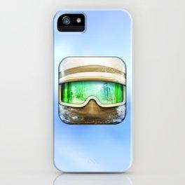 Hoth Rebel Trooper iPhone Case