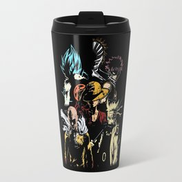 Anime Hero's 3 Travel Mug