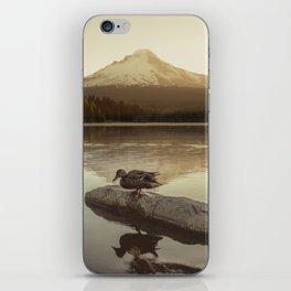 The Oregon Duck iPhone Skin