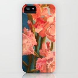 Sword Lilies iPhone Case
