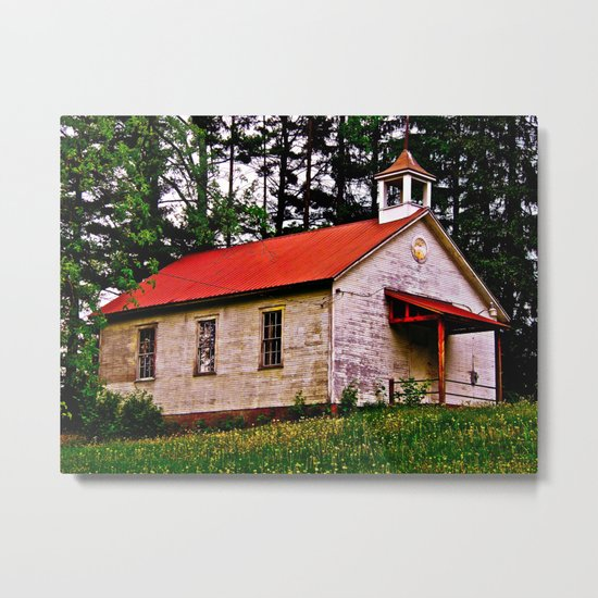 School's Out Metal Print