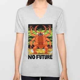 NO FUTURE Unisex V-Neck