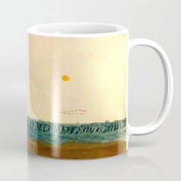 When The End Comes Rolling In Coffee Mug