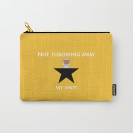 Not Throwing Away My Shot (Hamilton) Carry-All Pouch
